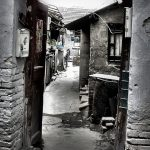 Hutong neighborhood, Beijing, China