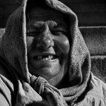 Gypsy Woman, Tallin, Estonia