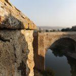 Alcántara Bridge, Toledo, Spain