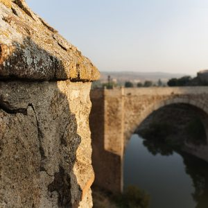 Alcántara Bridge, Toledo, Spain