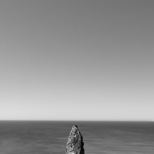 A lone sea stack desperately holds onto the past, Cape Meares, OR