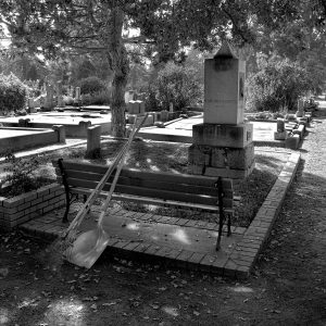 Old city cemetery, Sacramento, California
